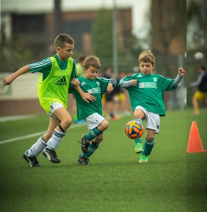 Montar site para escolinha de futebol criação e desenvolvimento