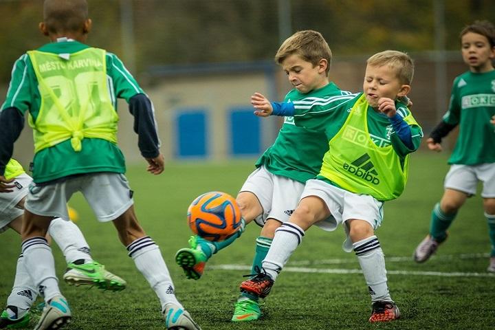 Criação de site para escolinhas de futebol clubes profissional amador