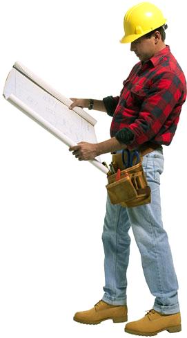 Modelo de site pronto para empresa de construção civil e pedreiro