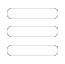 Template de site moderno layout para serviço de informática